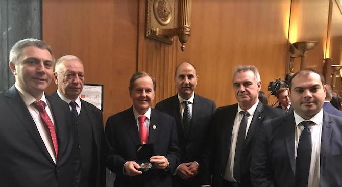Цветанов взе участие в 12-ия Парламентарен форум по разузнаване и сигурност в САЩ