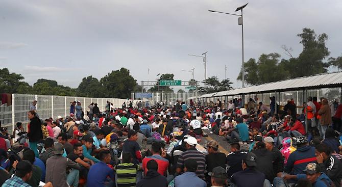 Германия и Франция предлагат, който не иска имигранти, да плаща