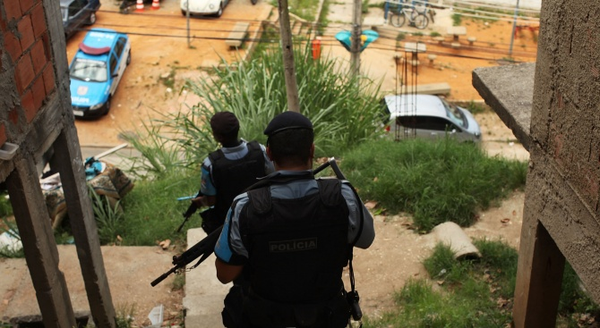 Въоръжен обир на банков клон в Бразилия, 12 души са убити (обновена)