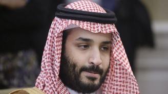 Саудитският принц Мохамед бин Салман пристигна на посещение в Алжир