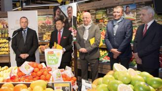 BILLA и Министерството на земеделието заедно в подкрепа на българските производители (видео)