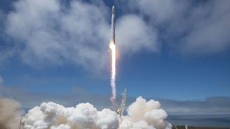 SpaceX изстреля една ракета за трети път