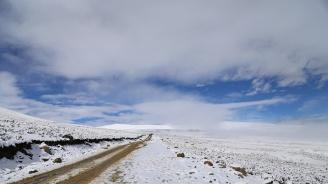 Сибирски студ скова Китай (видео)