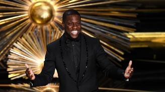 Кевин Харт отказа да води церемонията за наградите Оскар