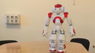 Учени от БАН създадоха роботи в помощ на болни деца