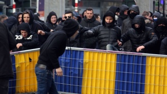"""Полицията в Брюксел задържа близо половината """"жълти жилетки"""""""