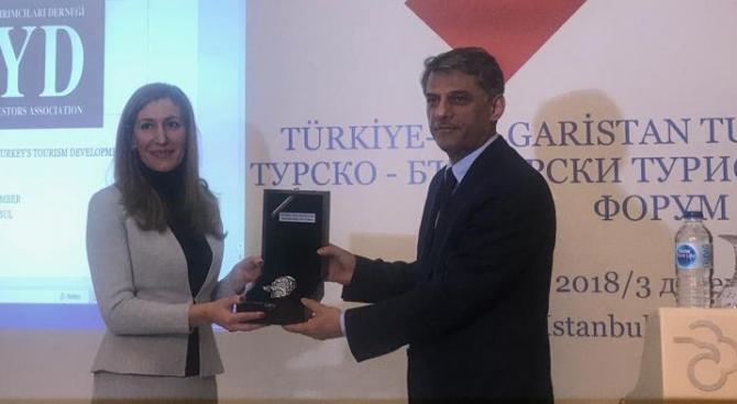 Ангелкова в Истанбул: Планираме визити на инвеститори с интерес за вложения в България
