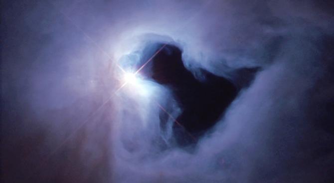 Астрономи разкриха тайна, свързана с черните дупки