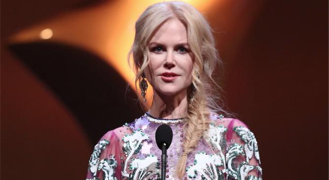 Никол Кидман призова за подкрепа на нискобюджетните филми