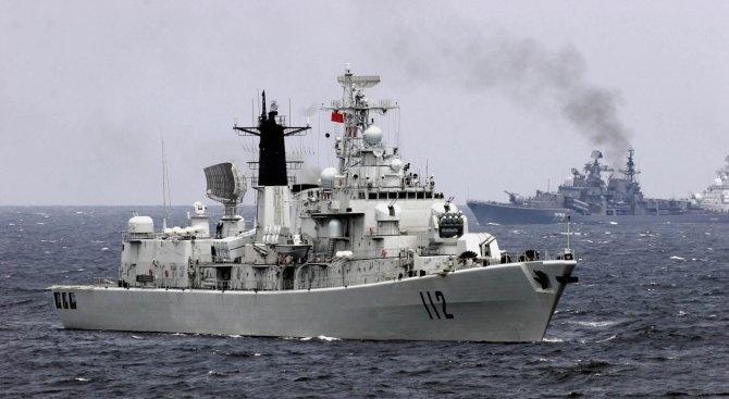 САЩ изпращат военни кораби в Черно море?