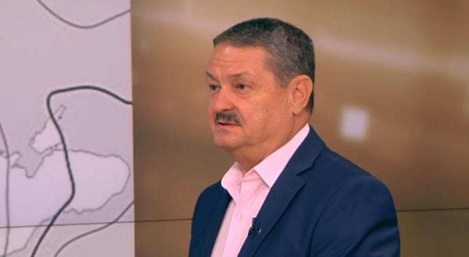 Георги Рачев: Смог над София е имало и преди, още поне 10 години няма да се справим с него