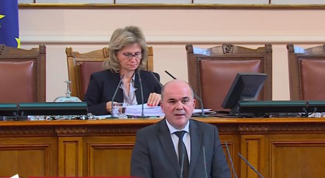 Бисер Петков: Изпълнихме изцяло поетите ангажименти към хората с увреждания (видео)