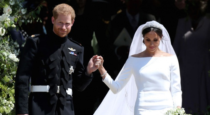 Неонацисти: Принц Хари изневери на расата ни. Да го убием!