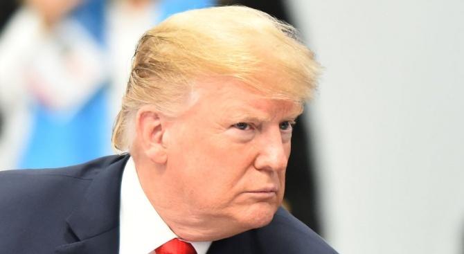 Тръмп уверява, че рейтингът му трябва да е 75 процента