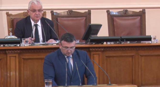 Младен Маринов разкри детайли за залавянето на Северин Красимиров (видео)