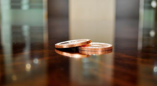 БНБ пуска в обращение златна възпоменателна монета