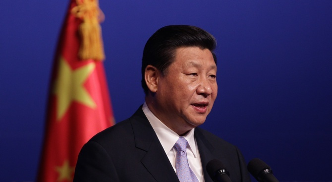 Китайският президент Си Цзинпин се срещна днес със севернокорейския министър