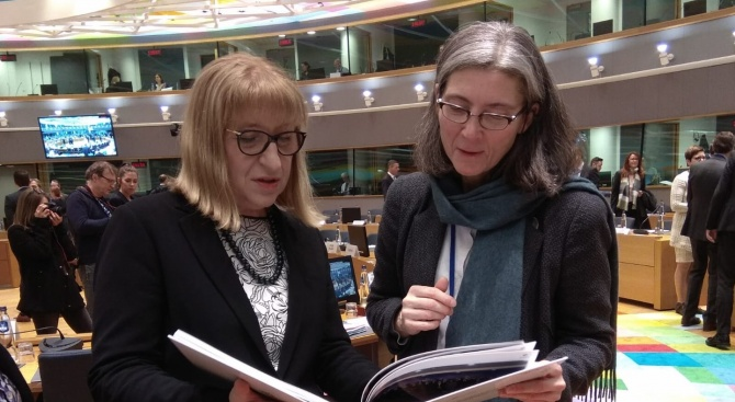 Министрите на правосъдието на ЕС са единодушни за създаване на правна сигурност за правата на децата на родители, живеещи в различни държави