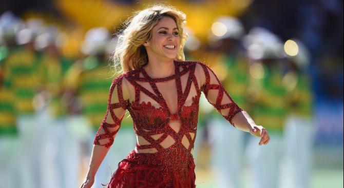 Обвиниха певицата Шакира в укриване на данъци