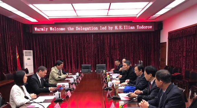 Илиан Тодоров: Китайски компании идват да инвестират в земеделие