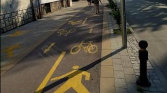 Обособяване на велоалеи и информационна кампания сред велосипедистите предвиждат в Троян