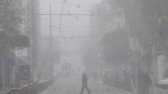 Освобождават от училище децата с дихателни проблеми при мръсен въздух