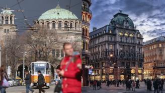 Добро място за живеене Виена - да София