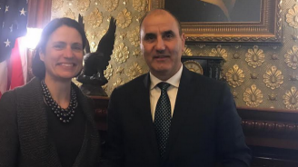 Коя е Фиона Хил, с която Цветанов говори за среща Борисов - Тръмп