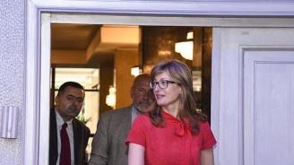 Екатерина Захариева: На срещата на външните министри на НАТО дадохме окуражаващ сигнал на Босна и Херцеговина