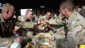 От три години армията ни е без доставчик на храна