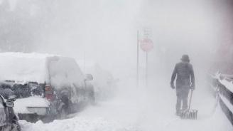 Снежни бури сковаха САЩ