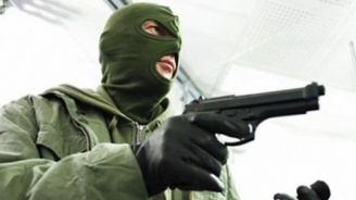 Въоръжен и маскиран ограби игрална зала в Банкя