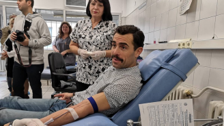 Началникът на ВМА: Кръвният център е Ахилесовата пета на болницата (видео)