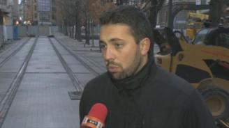 """Евгени Крусев ще бъде разпитан от Специализираната прокуратурата за ремонта на улица """"Граф Игнатиев"""""""