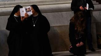 Монахини играли хазарт в Лас Вегас