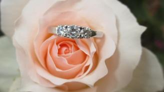 Американка получи обратно брачния си пръстен 9 години след като го изпусна в тоалетната