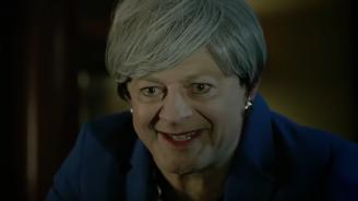 Сатира срещу Тереза Мей стана хит в мрежата (видео)