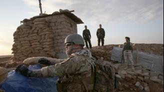 САЩ са разположили наблюдателни пунктове по сирийско-турската граница