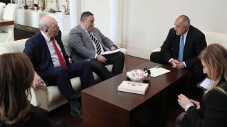 Борисов на срещата със строителите: Не одобрявам линията за дискредитиране на сектора