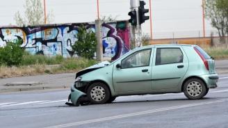 Катастрофа на столичното Цариградско шосе