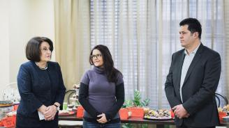 """Екипът на Банка ДСК организира благотворителен коледен обяд в подкрепа на Фондация """"Нашите недоносени деца"""""""