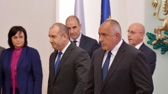Тренд: Рейтингът на ГЕРБ спря да се топи, одобрението към президента Румен Радев спада рязко