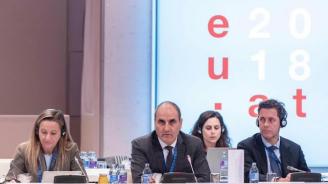 Цветан Цветанов взе участие в 109-ата среща на Управителния съвет на Европол