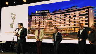 "Наградиха Галакси Инвестмънт Груп в конкурса ""Сграда на годината"""