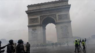 Парижката полиция се готви за най-лошия сценарий на утрешните протести