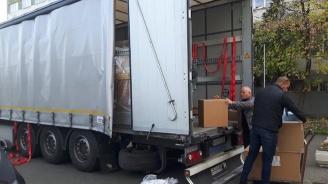 Над 800 пакета с храни ще раздадат днес доброволци в повече от 40 кюстендилски села
