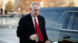 Вътрешният министър на САЩ напуска поста си