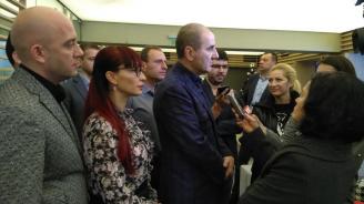 Цветанов: Ако Радев иска да говорим за избори, да каже как е финансирана кампанията му