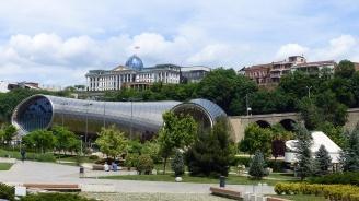 Саломе Зурабишвили положи клетва като президент на Грузия
