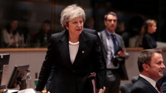 Тони Блеър и Тереза Мей влязоха в остър публичен спор за Брекзита